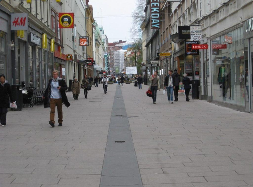 Provdragning infästningar Northscan Göteborg Stockholm
